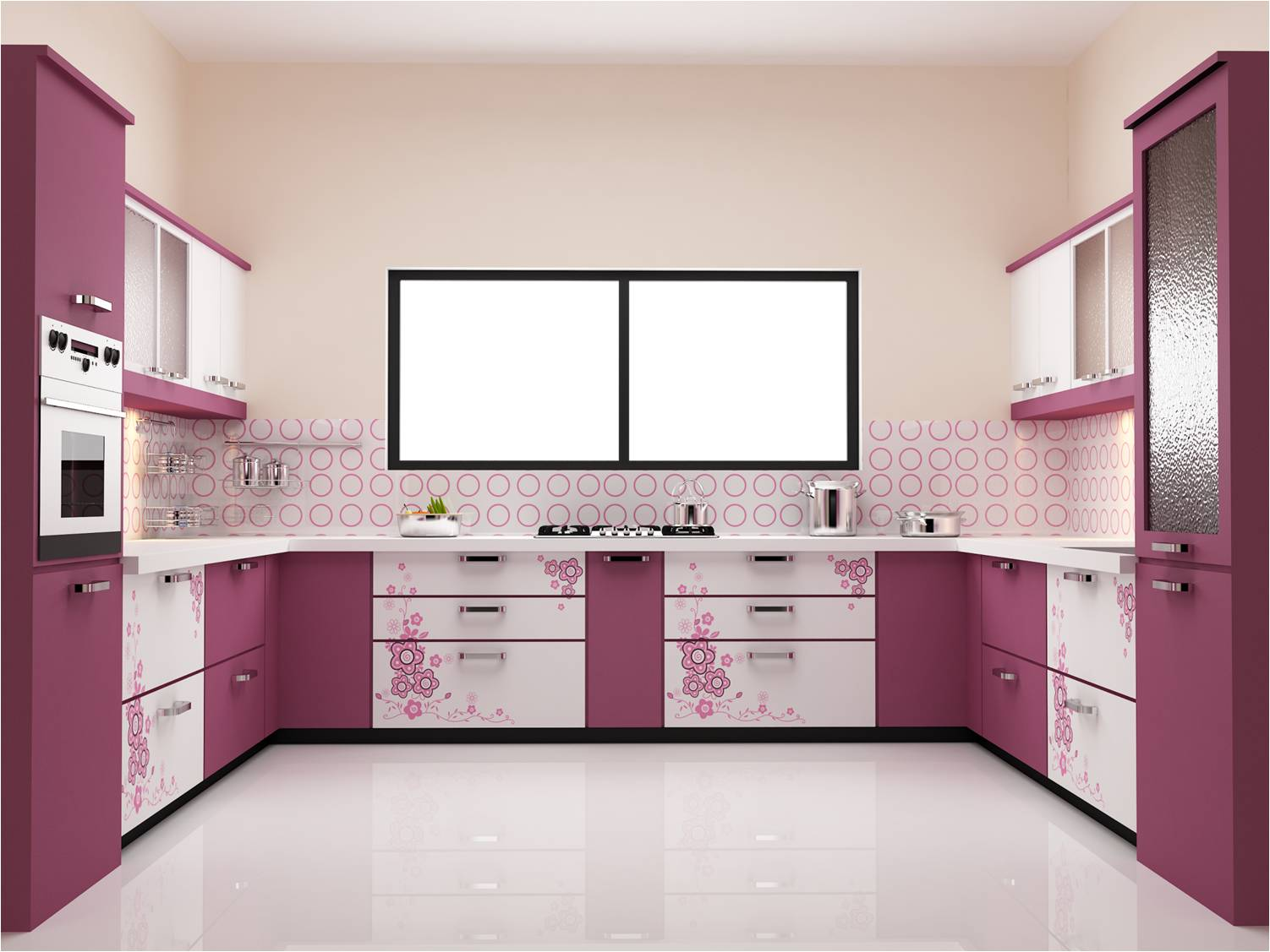 Image-Modular Kitchen