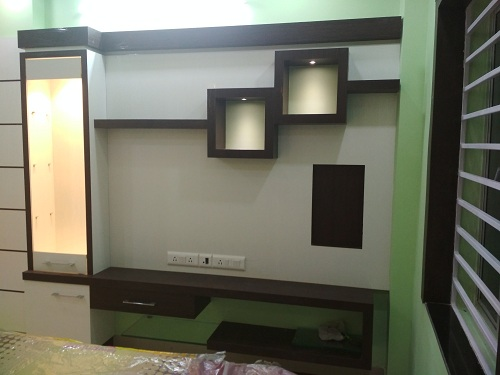 Image-Modern LCD Cabinet